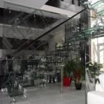 Лестницы из стекла: фото 7