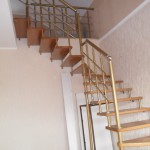 Лестницы на больцах: фото 7