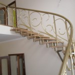 Лестницы с поворотом 90 градусов фото 8