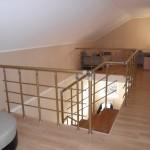 Лестницы на больцах: фото 8