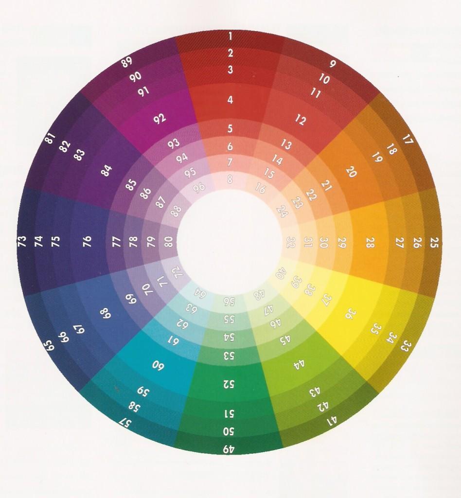 Ступень «сложного» цвета (плюс) для лестниц